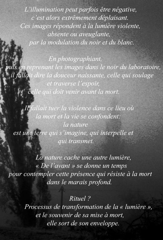 """""""DE L'AVANT"""""""