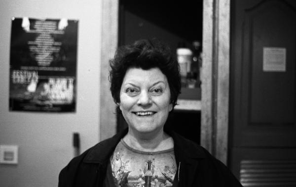 Michèle Gaudin, femme de théâtres