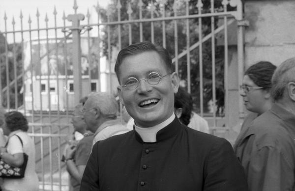 Lourdes, lunettes d'or fin