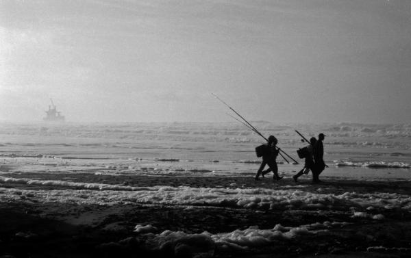 Aller ou retour de pêche