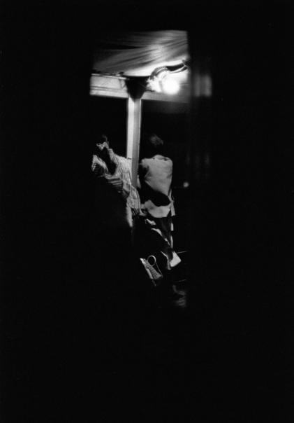 Nuit en bateau 1