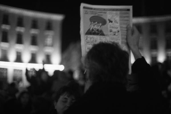 Nantes-Place Royale-7 janvier 2015-II
