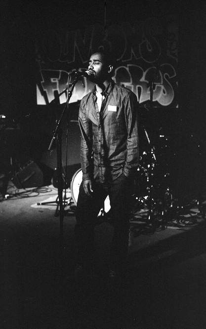 """Ahmed Nuu Jamack en concert à """"3, rue de Bitche"""""""