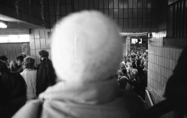 Berlin. Vendredi 17 Novembre 1989, matinée
