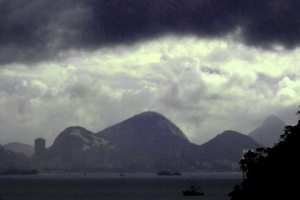 Orage à Rio